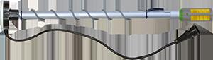 Датчик уровня топлива DUT-E 2BIO c фильтр-сеткой