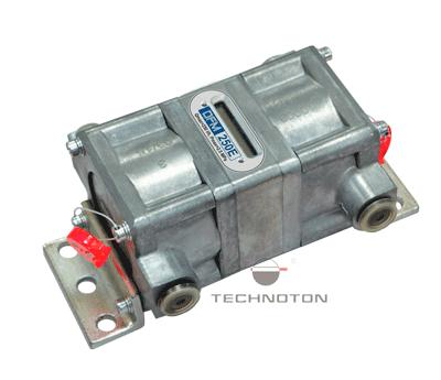 Автономный дифференциальный расходомер топлива с дисплеем DFM-D