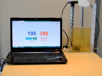 Точность DUT E 2Bio при добавлении жидкости с высокой диэлектрической проницаемостью