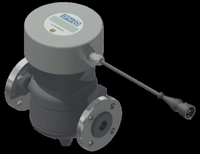 Расходомер жидкости DFM Industrial