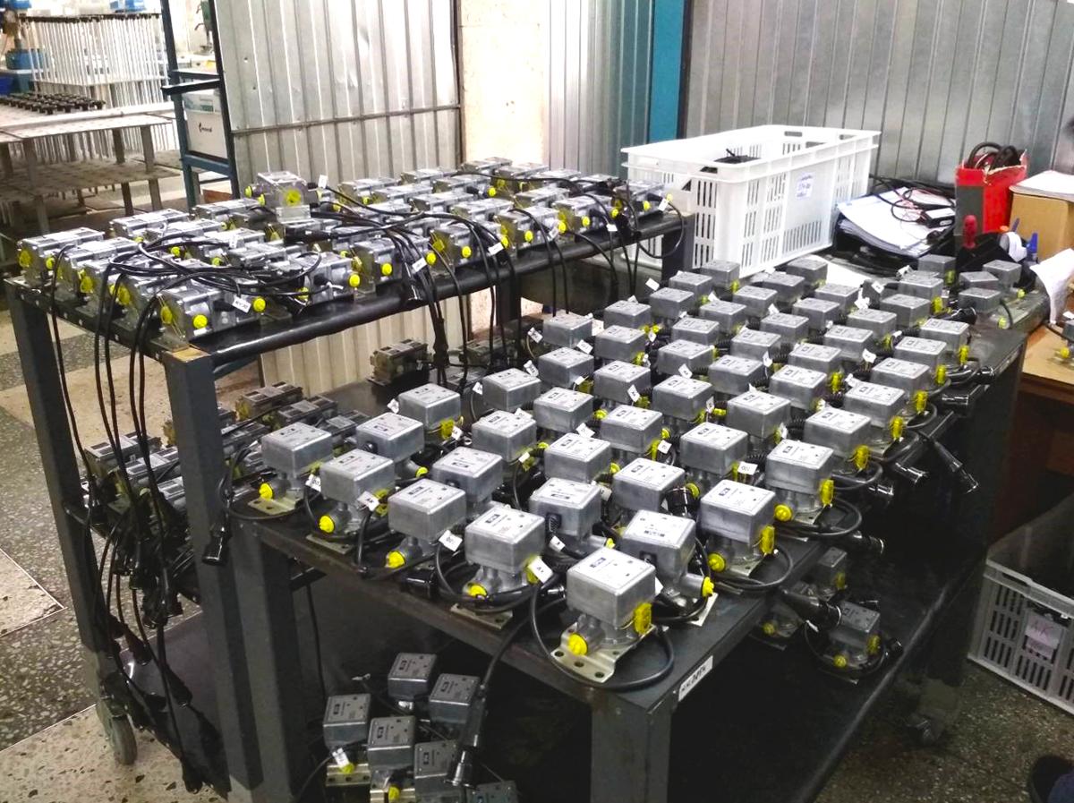 Контроль качества однокамерных DFM