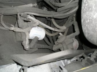 Фото установки