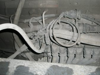 Сигнальный кабель в гофре