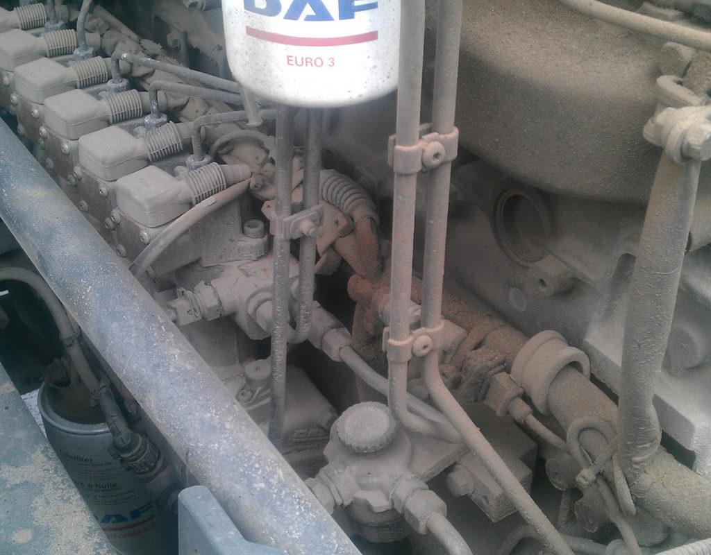 Топливная система DAF 95xf
