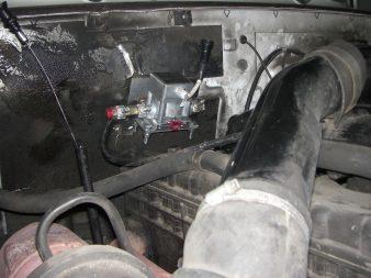 DFM подключен к топливной системе