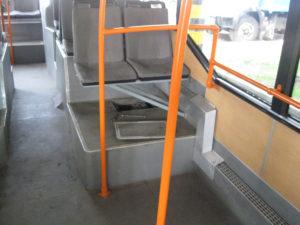 Люк обслуживания пневмоподвески МАЗ 104