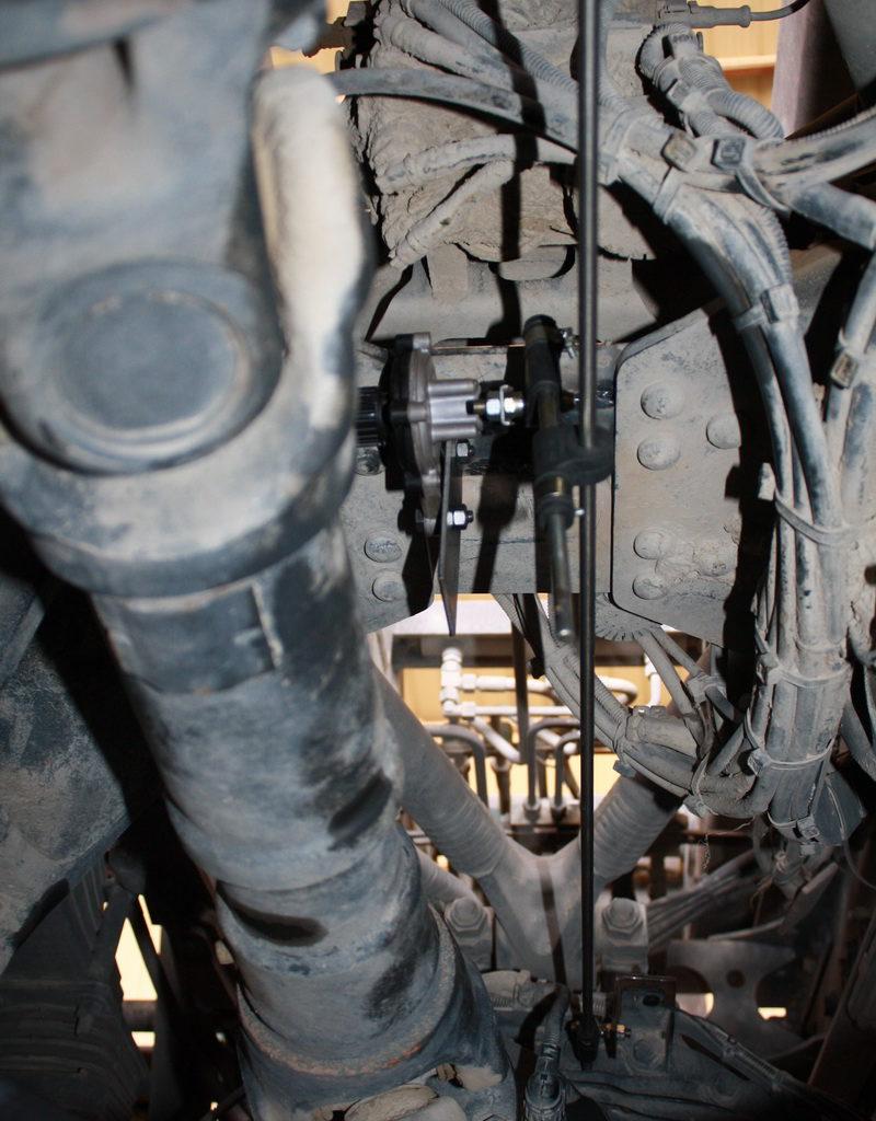 Общий вид установки. Фото 3