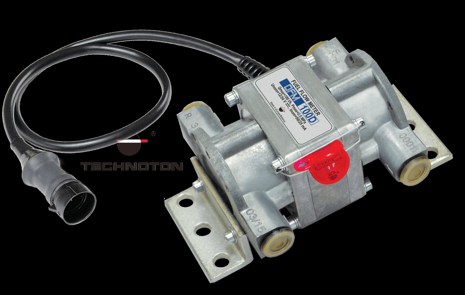 DFM D differential fuel flow meter