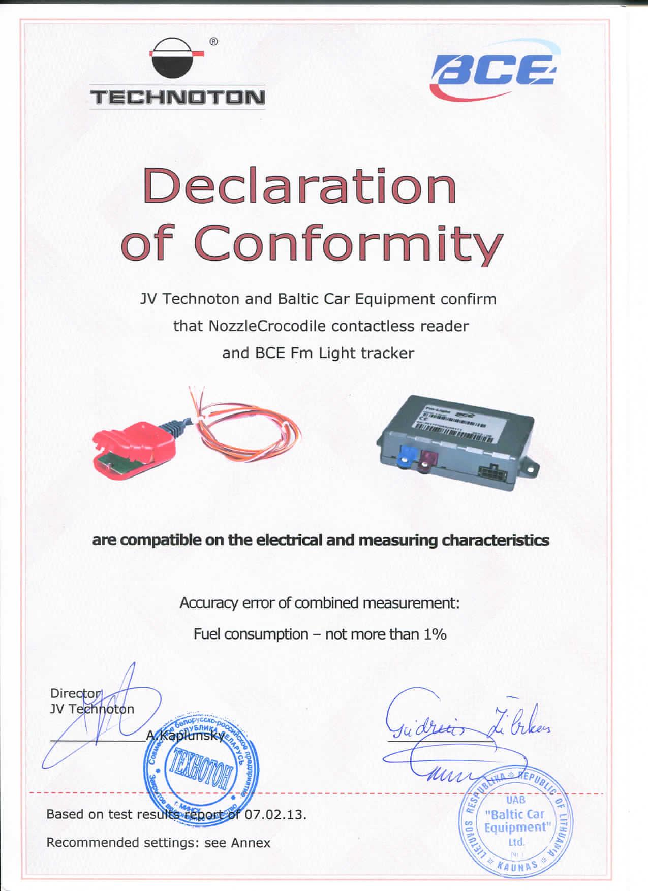 NozzleCrococdile and BCE-FM Light are compatible
