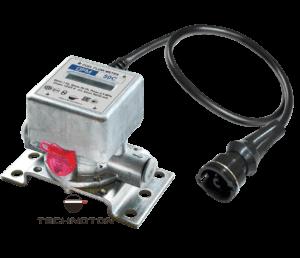DFM fuel consumption meter