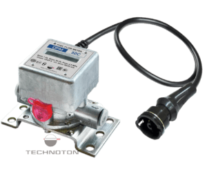 DFM fuel consumption meter with display and cable