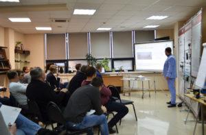 Мониторинг транспорта на семинаре Технотон