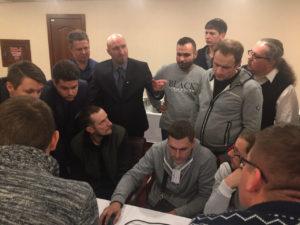 """Семинар Технотон """"Телематика сложных машин"""" в Киеве"""