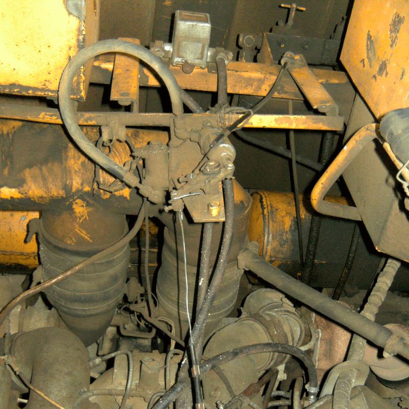 Общий вид установки. Фото 2