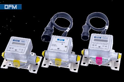 Fuel flow meter DFM