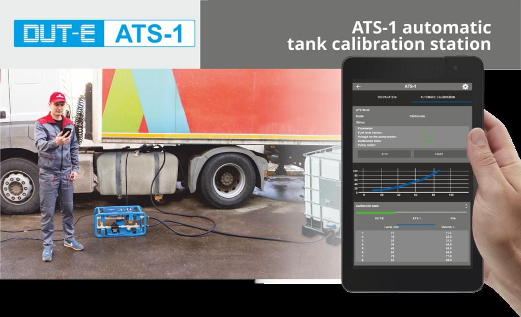 Automatic Tank Calibration Process
