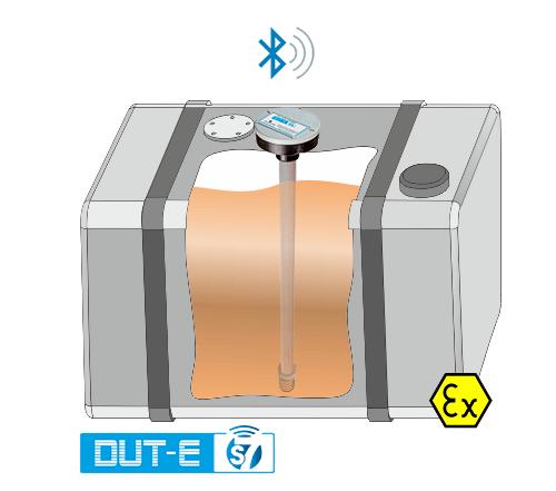 Fuel level sensor DUT-E S7
