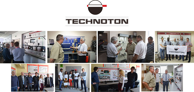 Doors Open Day at Technoton
