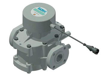 flow meter DFM Industrial 25 K F DFM Industrial 25 CAN F with flange connection