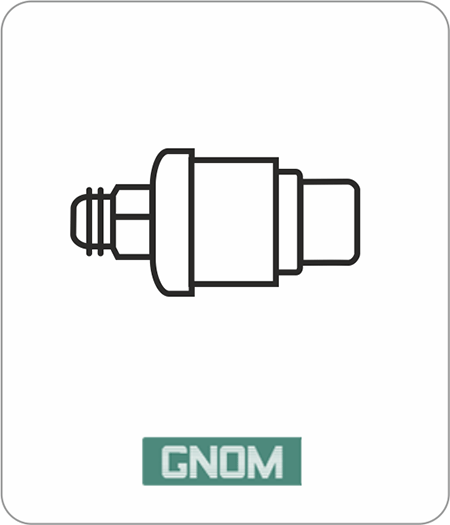 Axle load sensor GNOM