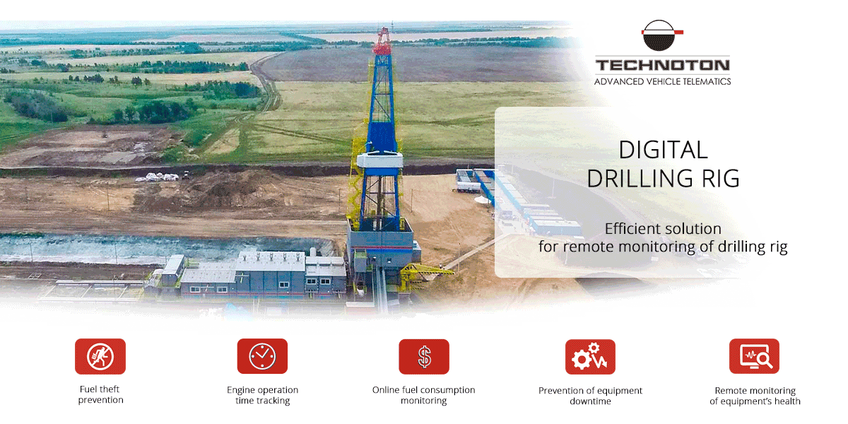 DIGITAL DRILLING RIG