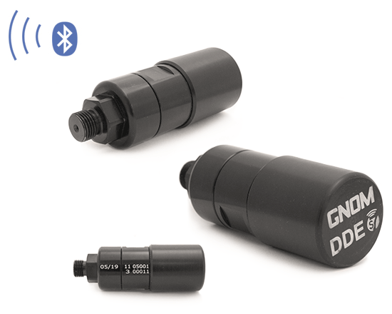Wireless pressure sensor GNOM DDE S7 for air suspension