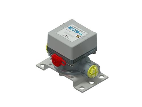 Беспроводной расходомер топлива