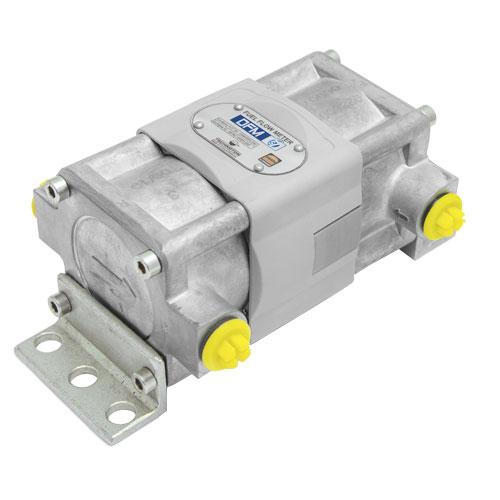 De una cámara Medidor de flujo de combustible inalámbrico