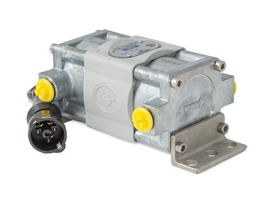 Differential fuel flow meter DFM D