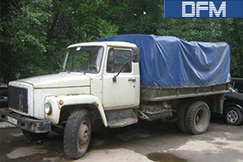 Грузовик ГАЗ 33073