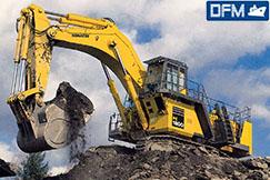 Excavadora Komatsu PC1800