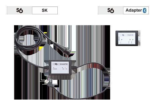 Adaptadores de servicio S6