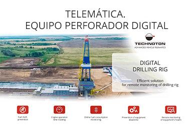 TELEMÁTICA. EQUIPO PERFORADOR DIGITAL