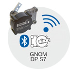 Wireless axle load sensor DP S7