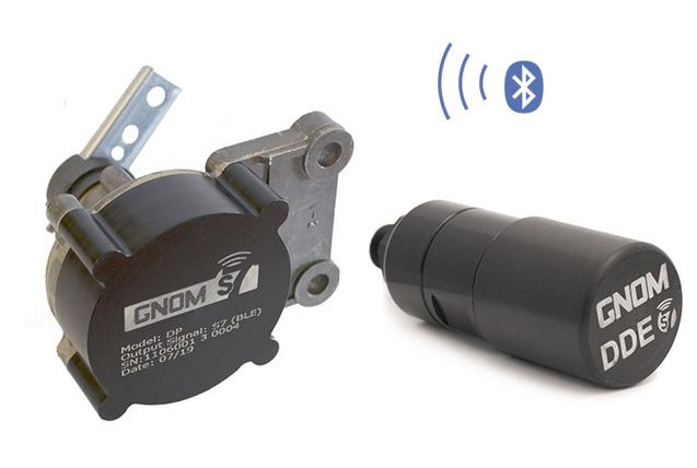 GNOM axle load sensor